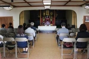 第42回 2014.9.19 合同供養祭(秋)が行われました。